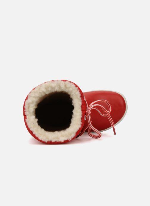 Stivali Aigle Giboulée Rosso immagine sinistra