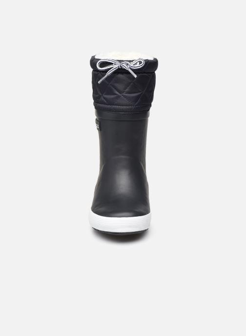 Støvler & gummistøvler Aigle Giboulée Blå se skoene på