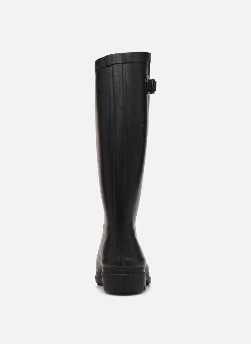 Boots & wellies Aigle Aiglentine Black view from the right