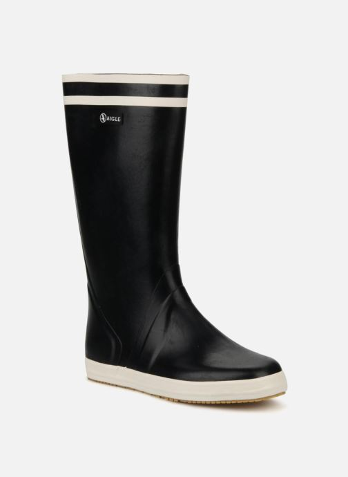 Boots & wellies Aigle Goeland Blue detailed view/ Pair view