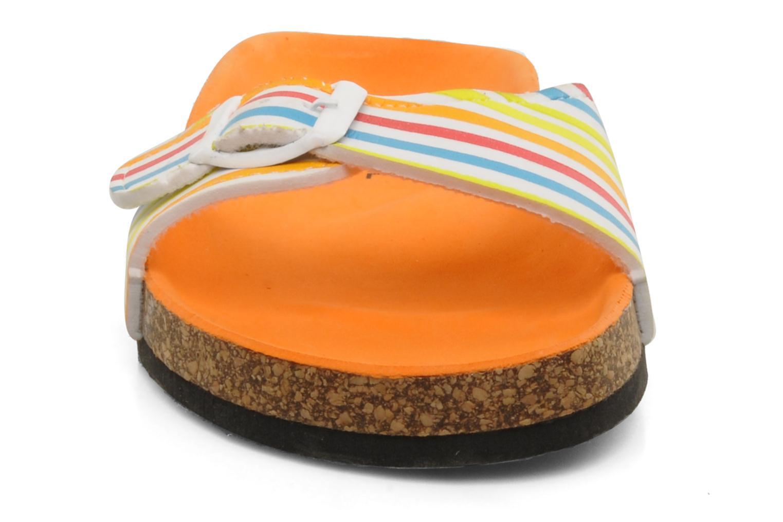 Mules et sabots Little Marcel Calabre Multicolore vue portées chaussures