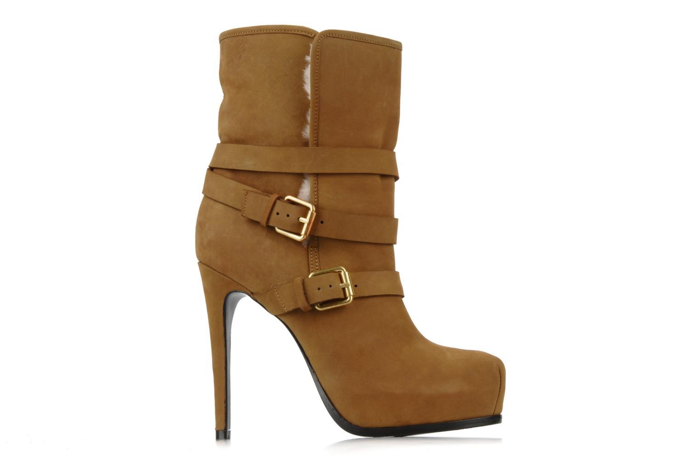 Bottines et boots Pour La Victoire Lizzie Marron vue derrière