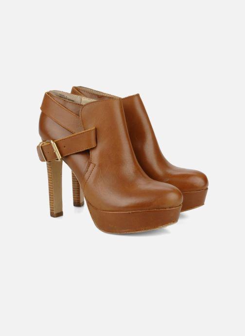 Ankle boots Pour La Victoire Amael Brown 3/4 view