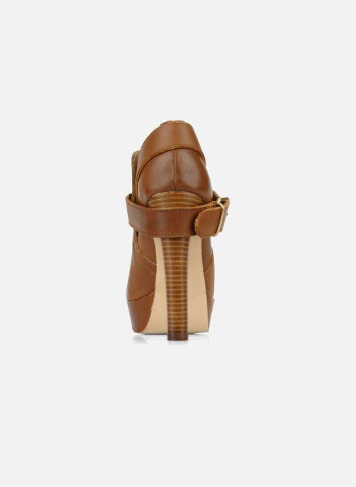 Bottines et boots Pour La Victoire Amael Marron vue droite