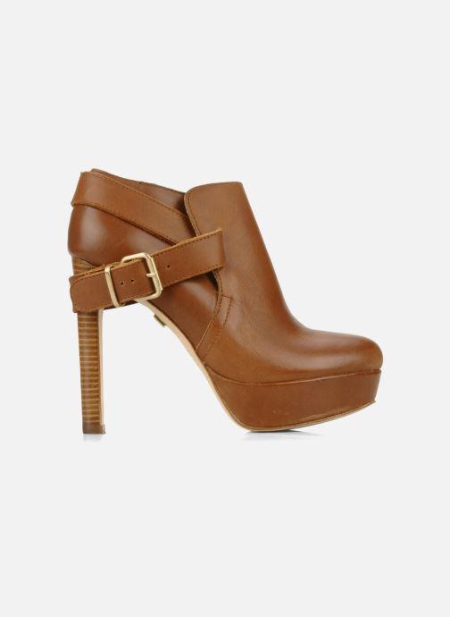 Bottines et boots Pour La Victoire Amael Marron vue derrière