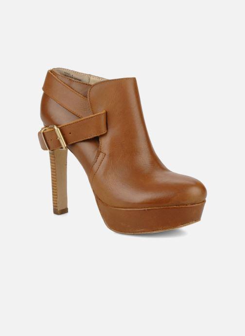 Bottines et boots Pour La Victoire Amael Marron vue détail/paire