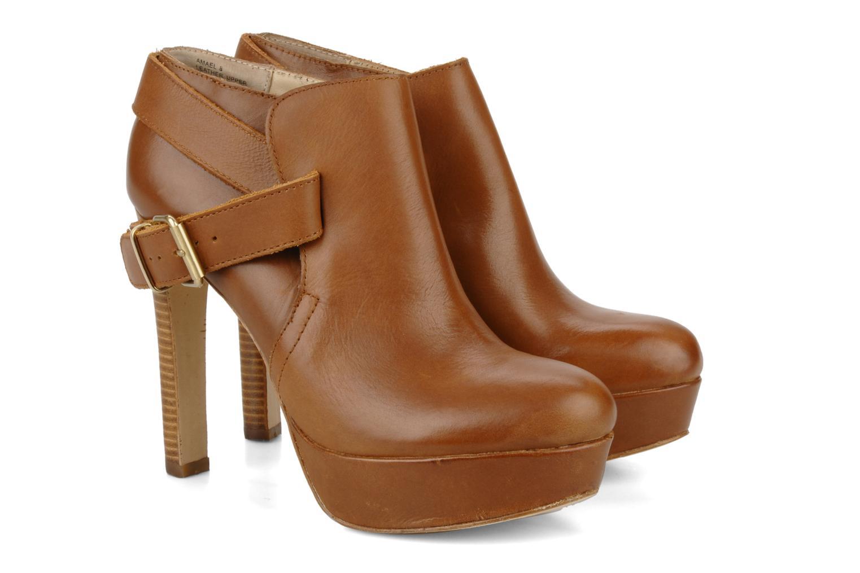Boots en enkellaarsjes Pour La Victoire Amael Bruin 3/4'