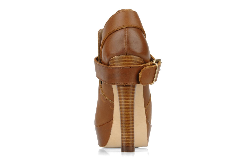 Boots en enkellaarsjes Pour La Victoire Amael Bruin rechts