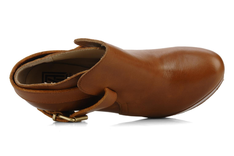 Boots en enkellaarsjes Pour La Victoire Amael Bruin links