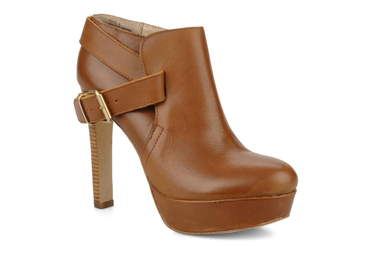 Ankle boots Pour La Victoire Amael Brown detailed view/ Pair view