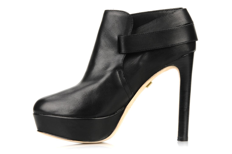 Boots en enkellaarsjes Pour La Victoire Amael Zwart voorkant