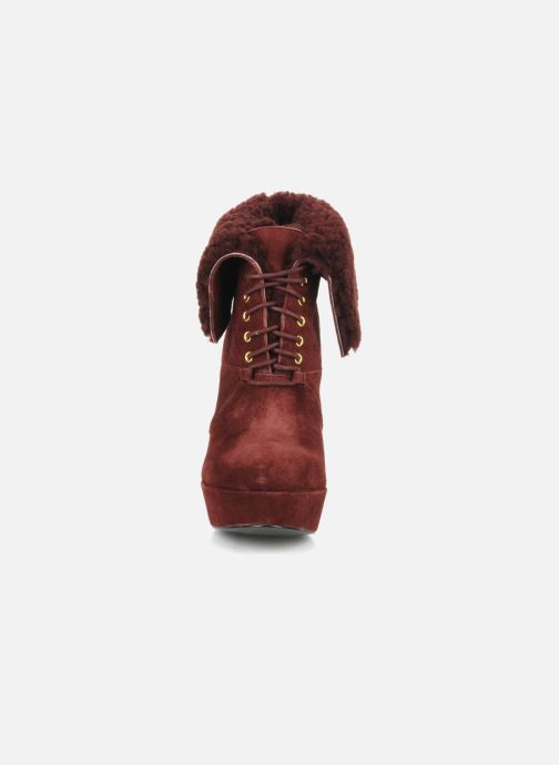 Bottines et boots Pour La Victoire Aileen Bordeaux vue portées chaussures
