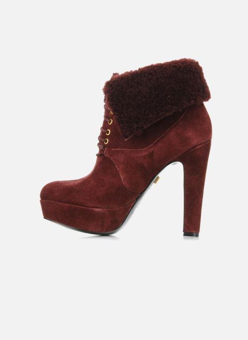 Bottines et boots Pour La Victoire Aileen Bordeaux vue face