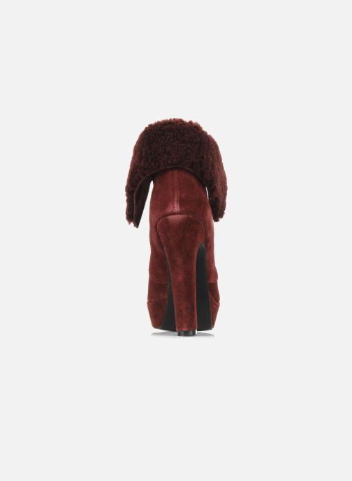 Bottines et boots Pour La Victoire Aileen Bordeaux vue droite