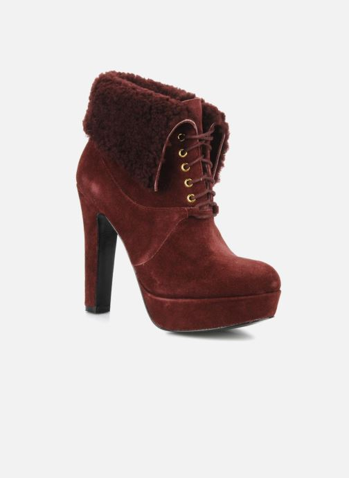 Bottines et boots Pour La Victoire Aileen Bordeaux vue détail/paire