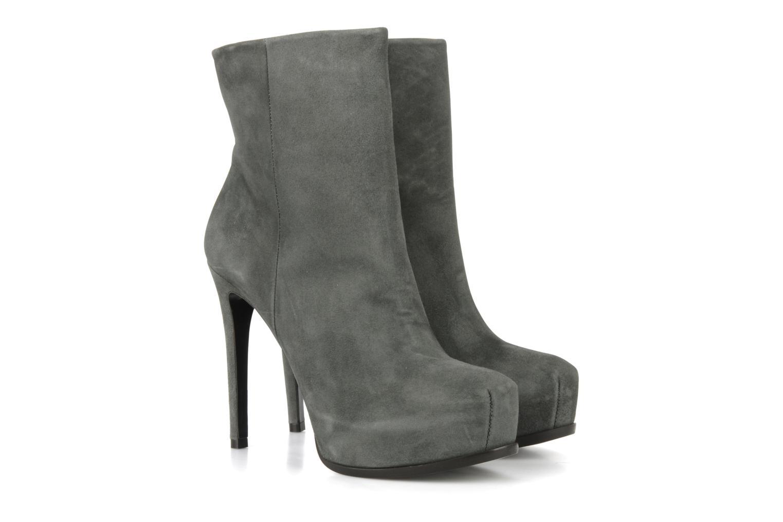 Boots en enkellaarsjes Pour La Victoire Bardot Grijs 3/4'
