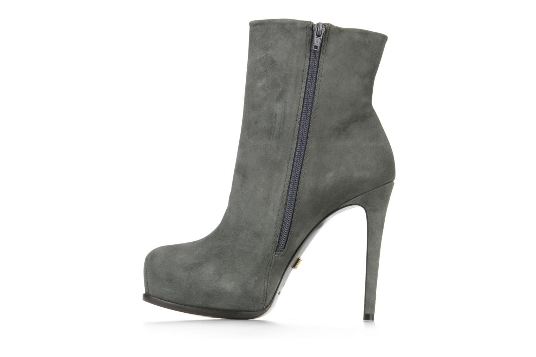 Boots en enkellaarsjes Pour La Victoire Bardot Grijs voorkant