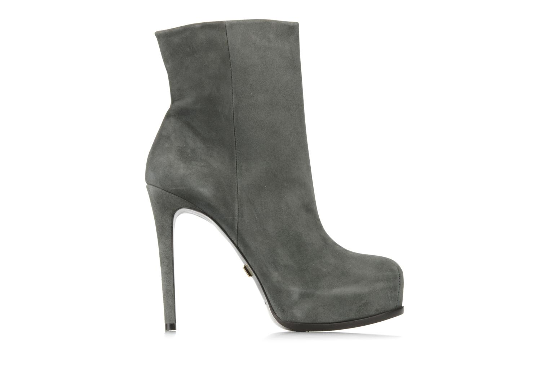 Boots en enkellaarsjes Pour La Victoire Bardot Grijs achterkant