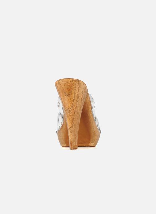 73112 bianco Zoccoli Bya Mustang Chez Shoes wvXqZx0z