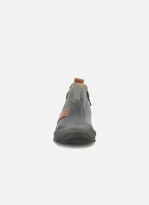 Ankelstøvler Bopy Beta Sort se skoene på