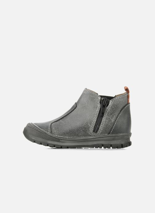 Ankle boots Bopy Beta Black front view