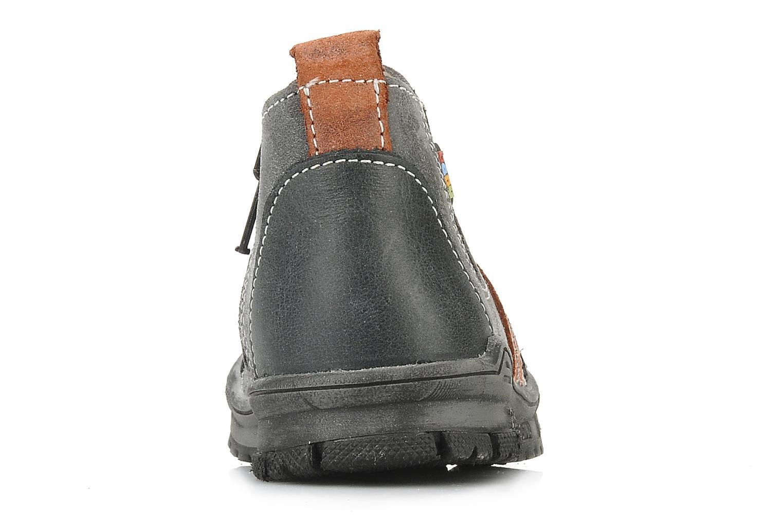 Bottines et boots Bopy Beta Noir vue droite