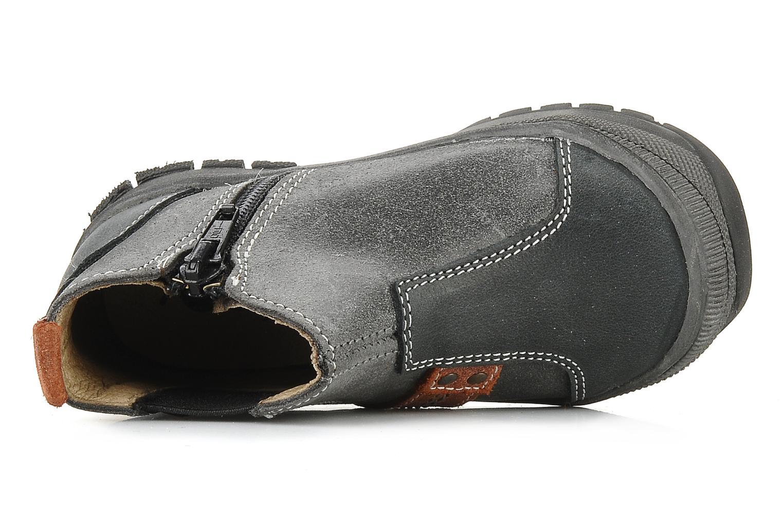 Bottines et boots Bopy Beta Noir vue gauche