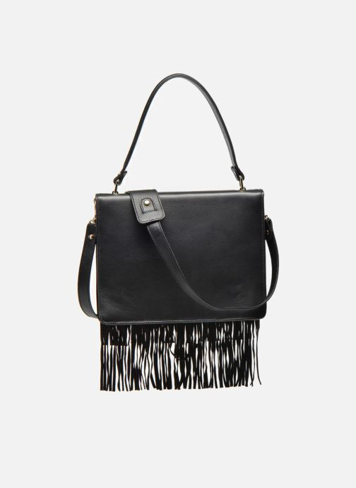 Handbags MySuelly Louise Emma Black front view