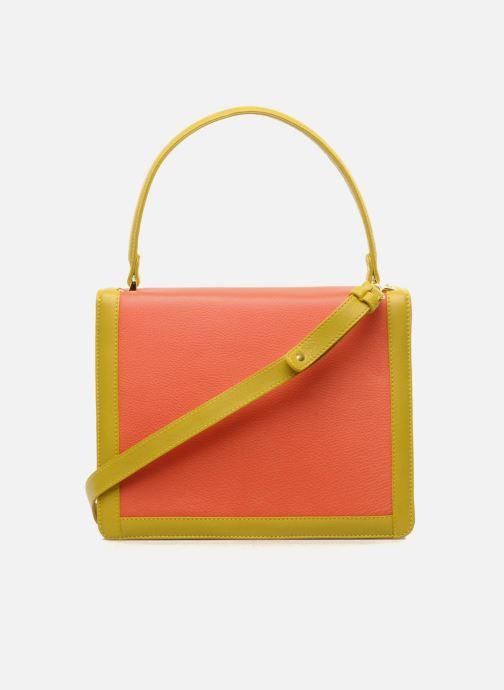 Handtaschen MySuelly Louise Emma orange ansicht von vorne