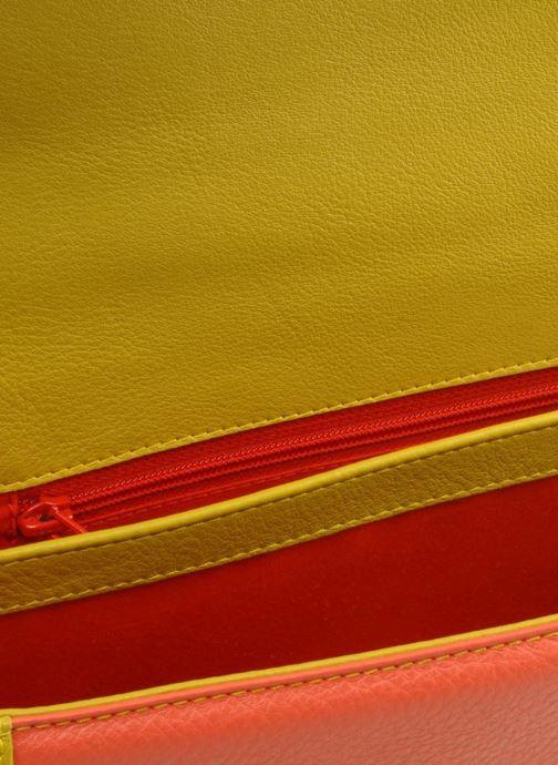 Håndtasker MySuelly Louise Emma Orange se bagfra