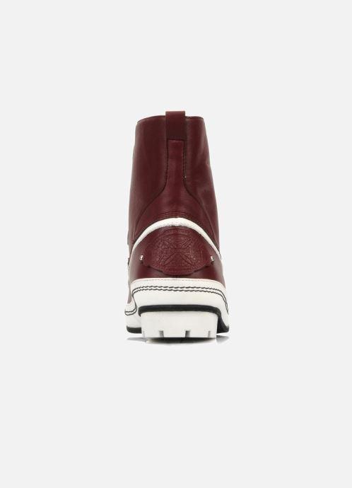 Bottines et boots Kesslord Dawson Bordeaux vue droite