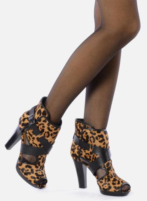 Bottines et boots Kelsi Dagger Marcelle Multicolore vue bas / vue portée sac