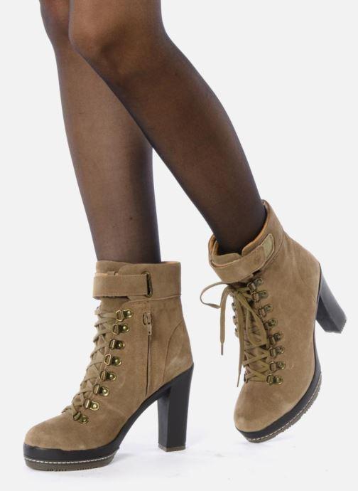 Stiefeletten & Boots Kelsi Dagger Rane beige ansicht von unten / tasche getragen