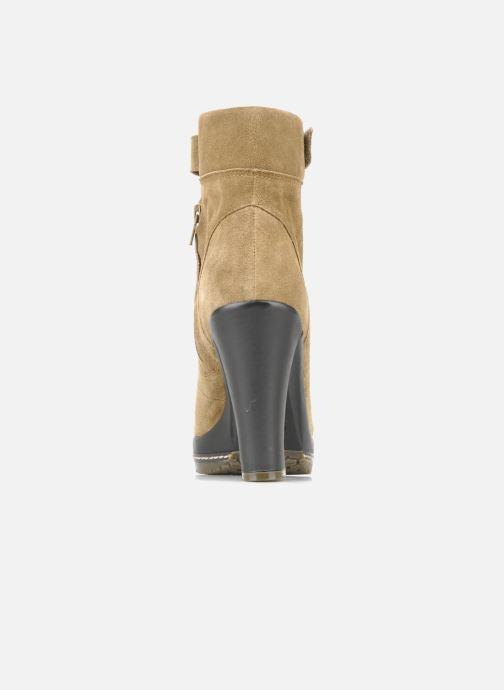 Stiefeletten & Boots Kelsi Dagger Rane beige ansicht von rechts