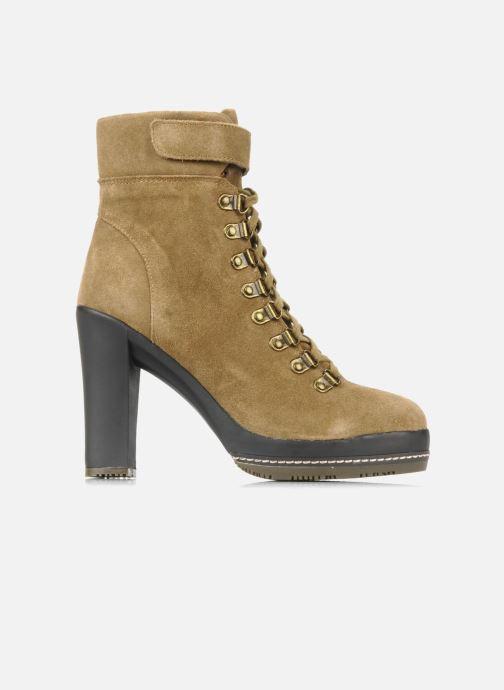 Stiefeletten & Boots Kelsi Dagger Rane beige ansicht von hinten