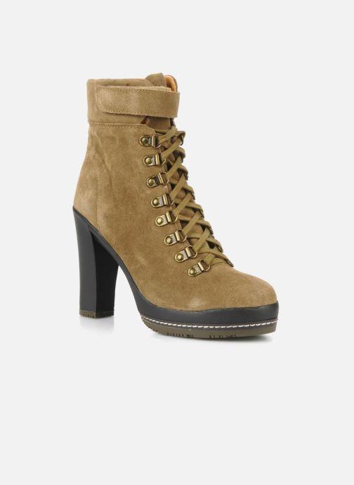 Bottines et boots Kelsi Dagger Rane Beige vue détail/paire