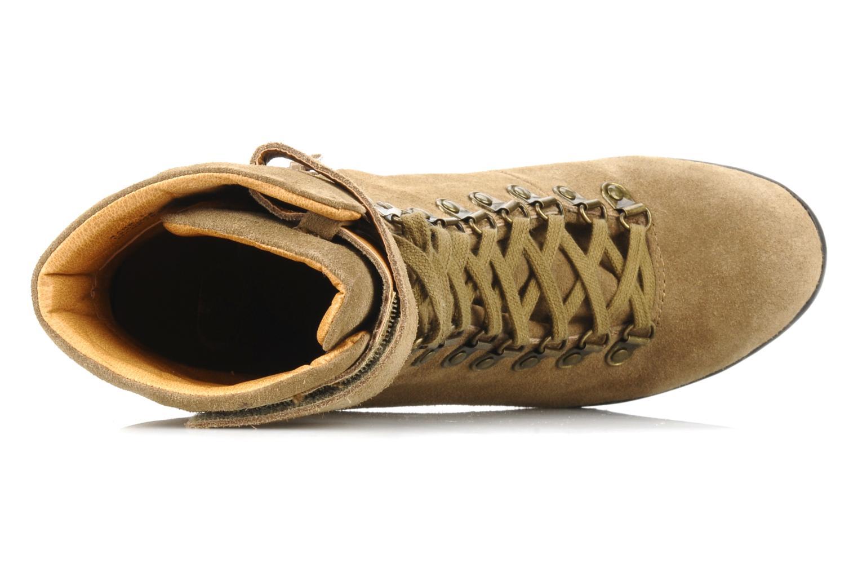Bottines et boots Kelsi Dagger Rane Beige vue gauche