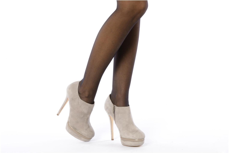Stiefeletten & Boots Kelsi Dagger Odessa beige ansicht von unten / tasche getragen