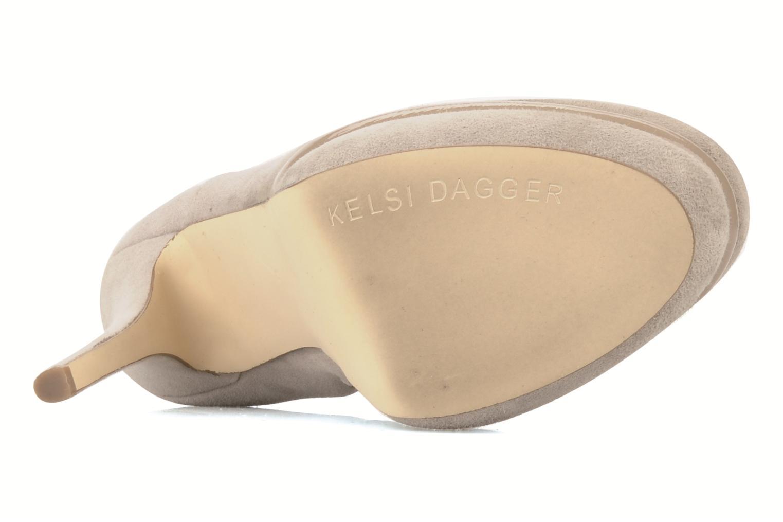 Stiefeletten & Boots Kelsi Dagger Odessa beige ansicht von oben