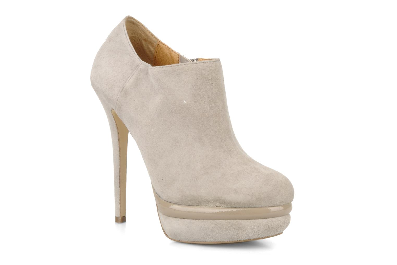 Bottines et boots Kelsi Dagger Odessa Beige vue détail/paire