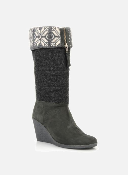 Boots & wellies No Name Choko ski bottes Grey detailed view/ Pair view