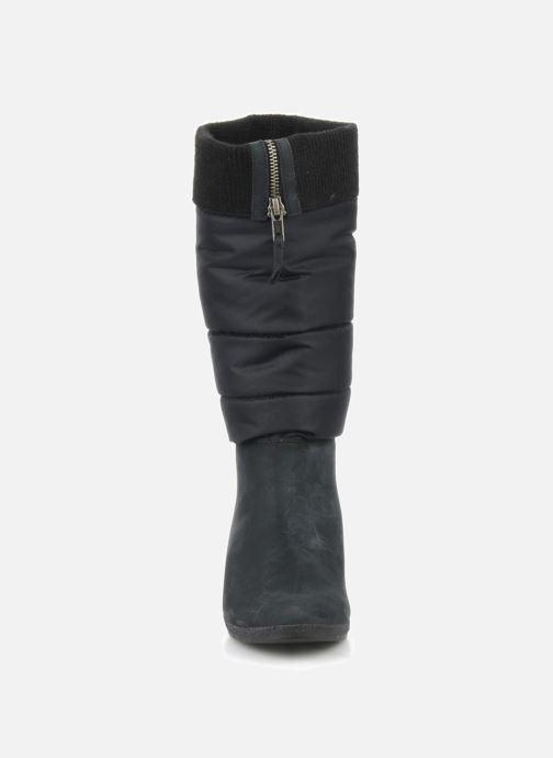 Stiefel No Name Choko ski bottes schwarz schuhe getragen
