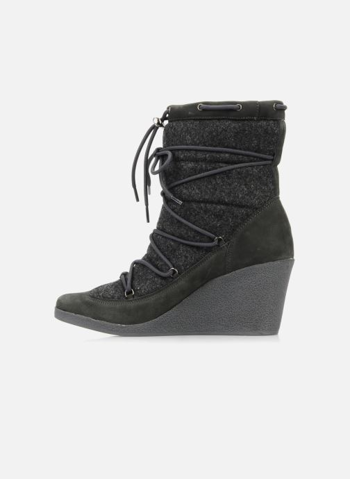 Ankle boots No Name Choko ski boots Grey front view