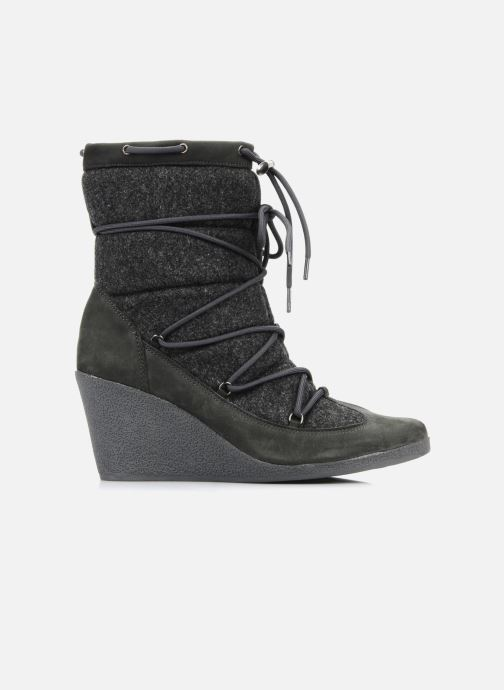 Ankle boots No Name Choko ski boots Grey back view