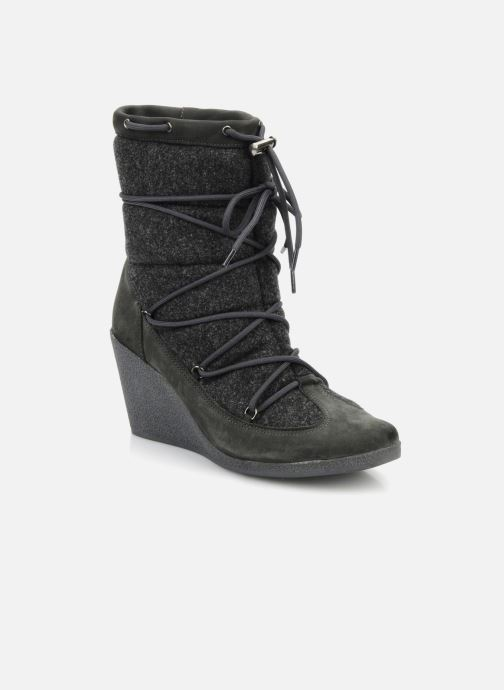 Ankle boots No Name Choko ski boots Grey detailed view/ Pair view