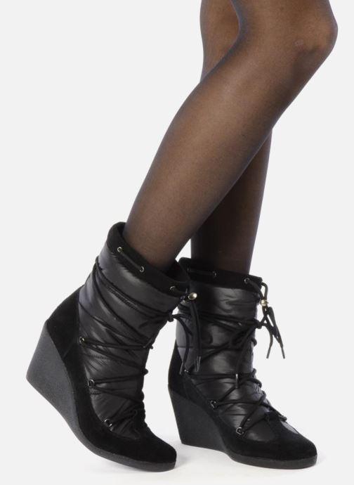 Ski Noir Boots Doudoune No suede Choko Name rdCxBWeo