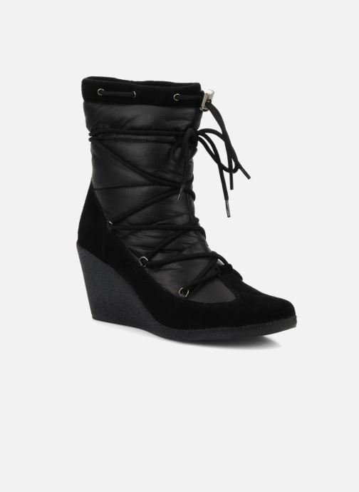 Ankle boots No Name Choko ski boots Black detailed view/ Pair view