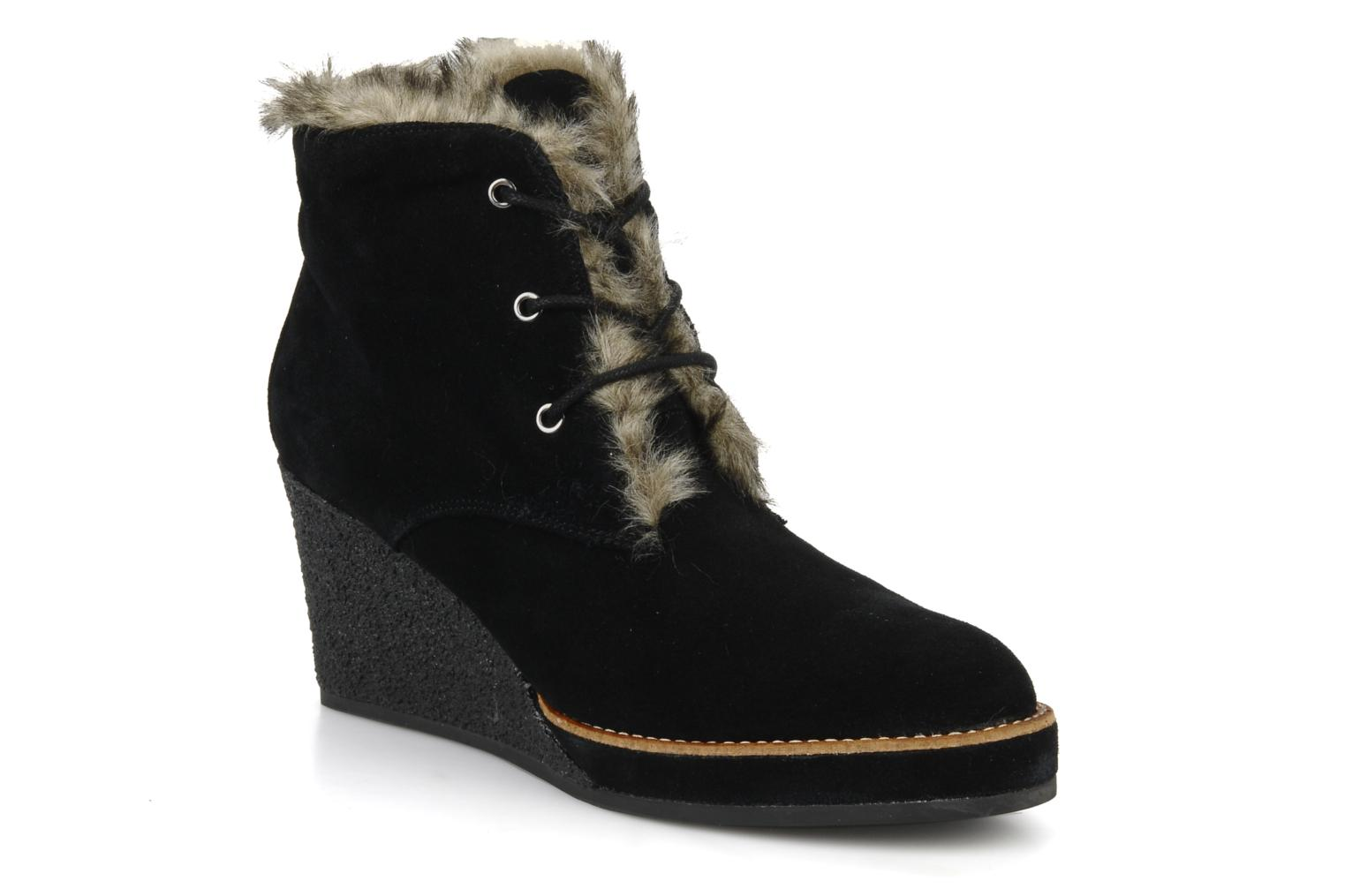 Bottines et boots No Name New aki crepe desert botte Noir vue détail/paire