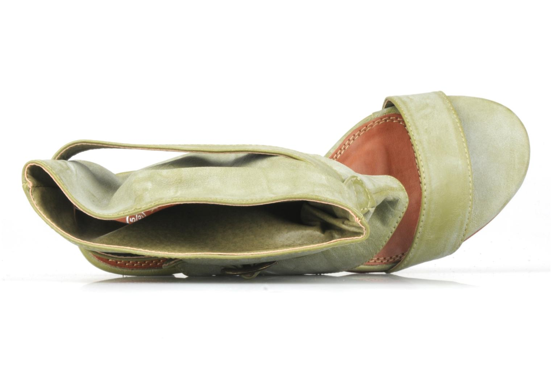 Sandales et nu-pieds Spot On Marila Vert vue gauche