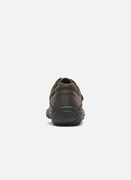 Lace-up shoes Josef Seibel Arthur Brown view from the right